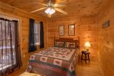 Rustic Cabin with Queen Bedroom and Private Deck