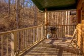 2 Story 2 Bedroom Cabin with Wooded View