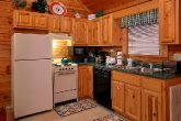 Pigeon Forge Honeymoon Cabin Sleeps 2
