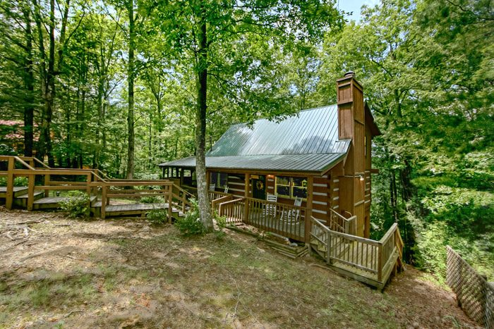 Honeysuckle Cottage Cabin Rental Photo