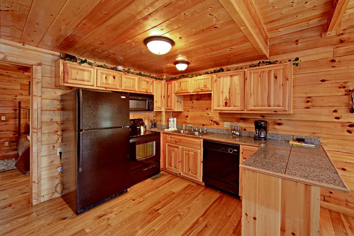 Cozy Kitchen in Cabin - Horsin Around