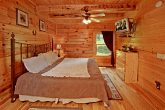 Spacious King Bedroom in Cabin