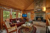 Private Cabin with Wood Burning Fireplace & View