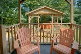 Cabin with Private Hot Tub and Gazebo with View