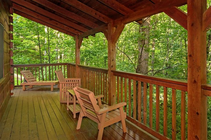 Hunting Hollow Haven Cabin Rental Photo