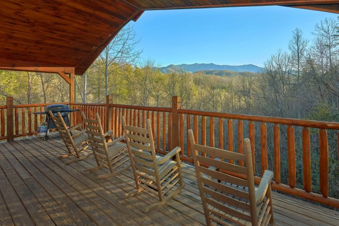 I Love View Cabin Rental Photo