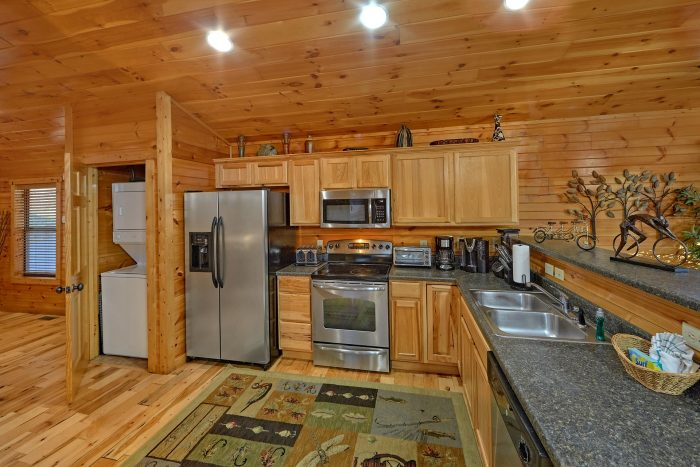 Gatlinburg Cabin With Theater Room And Views