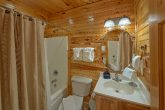 2 Bedroom Gatlinburg Cabin with Media Room