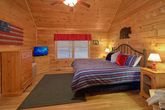 Cozy 1 Bedroom Cabin with a King Size Bed