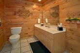 1 Bedroom Cabin with Private Bathroom