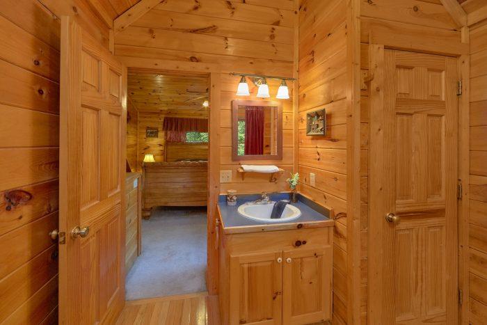 Open Loft with Extra Bed - Jasmine's Retreat