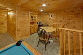 1 Bedroom Cabin with Game Room