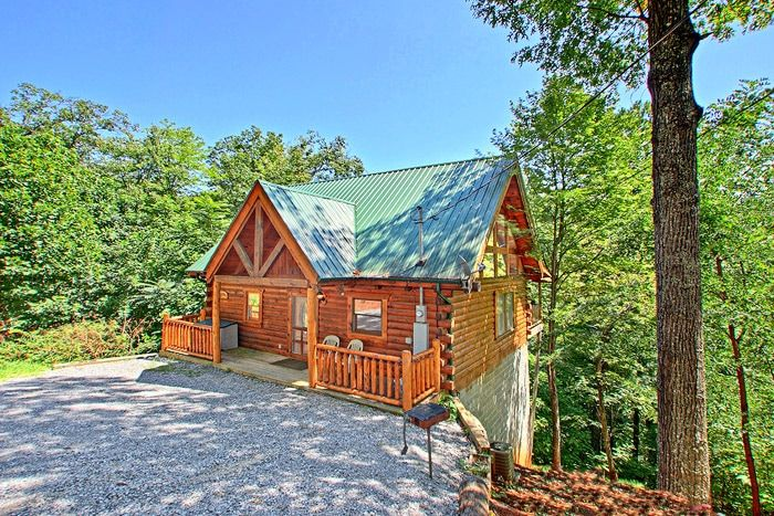 private cabin in the smokies  pigeon forge  gatlinburg, Bedroom designs