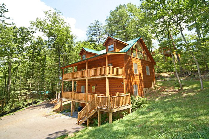 Just Relax Cabin Rental Photo
