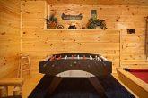 Gatlinburg Cabin with Foosball Table