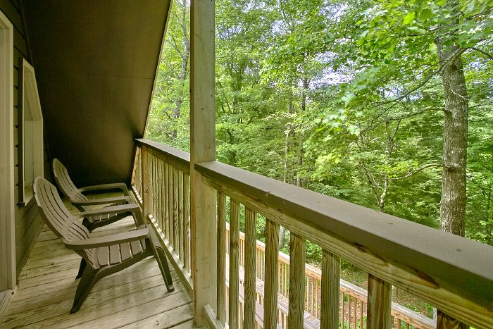 4 Bedroom Cabin in Brookstone Village - Kickin Back