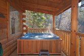 Cabin with a Semi-Private Hot Tub