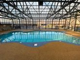 Resort Swimming Pool in Hidden Springs Resort