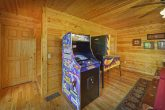 Premium 4 Bedroom Cabin with Arcade Games