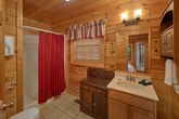 Premium Cabin that Features a Private Hot Tub