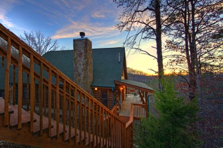 Close To Heaven: 2 Bedroom Pigeon Forge