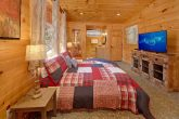 4 Bedroom Cabin with 4 Master Suites