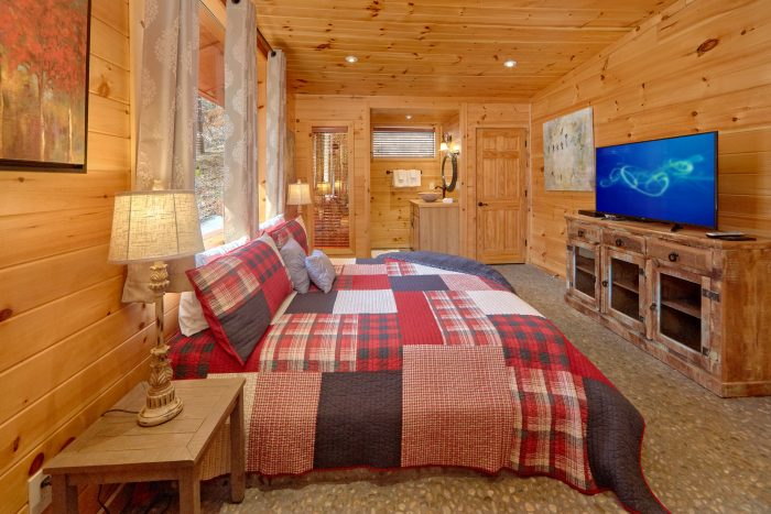 4 Bedroom Cabin with 4 Master Suites - La Dolce Vita