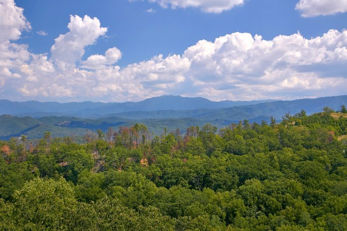 Cabin with Views of Wears Valley & Pigeon Forge - Lasting Impression