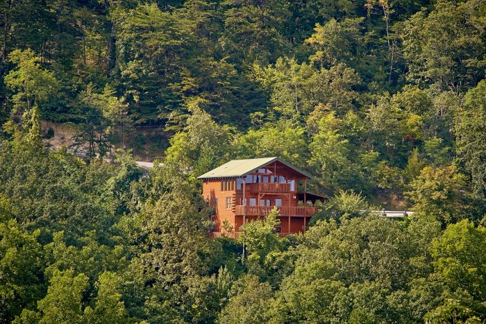 Cabin with Gorgeous Smoky Mountain Views - Lasting Impression