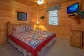 Luxury Cabin with 2 Private Master Suites