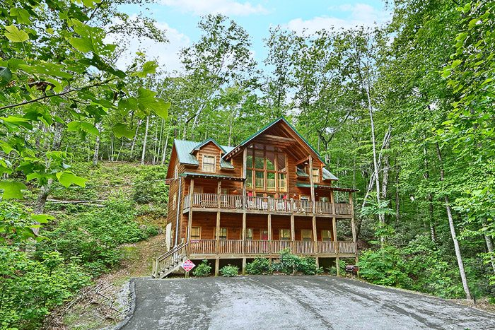 Laurel Cove Cabin Rental Photo