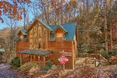 Gatlinburg 3 Bedroom Cabin with 3 Master Suites