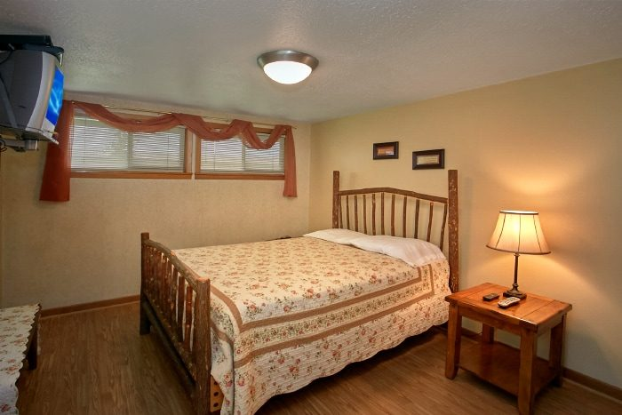 6 Bedroom Pigeon Forge Cabin Lazy Days Lodge