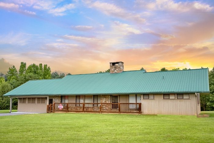 6 Bedroom Pigeon Forge Cabin| Lazy Days Lodge