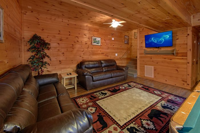 2 Bedroom 2 Bath Cabin Sleeps 8 - Lil Cajun Cabin