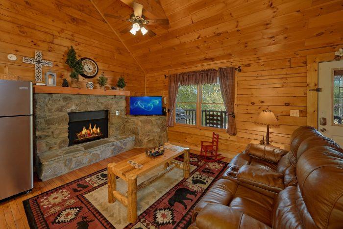 2 Bedroom 2 Bath Cabin Sleeps 6 - Lil Country Cabin