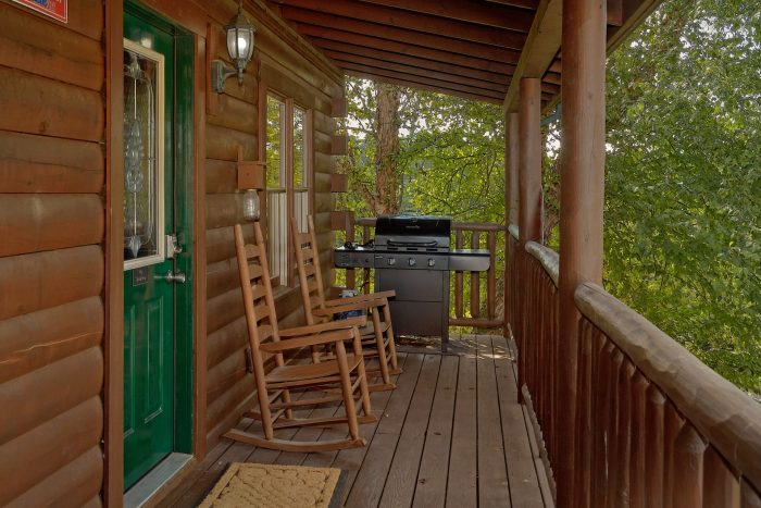 2 Bedroom Cabin with Views - Lil Country Cabin