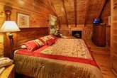 Cabin with Master Bedroom