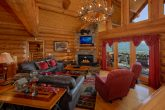 Premium 4 Bedroom Cabin with Fireplace and Views