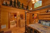 Premium Cabin with 2 Jacuzzi Tubs in Bathrooms