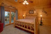 Cabin with 4 King Suites and Private Bathrooms