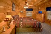 Wears Valley Cabin with 2 King Bedrooms