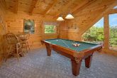 2 Bedroom Cabin with Pool Table and Loft