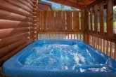 Cabin with Private Hot Tub and Resort Pool