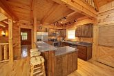 Cabin with Kitchen Bar and Seating