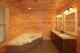 Cabin with Master Bathroom