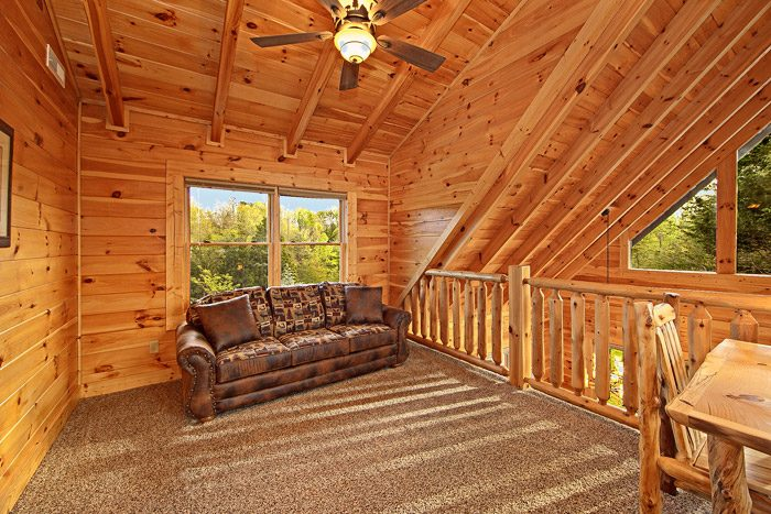 Alpine Mountain Village Cabin Rental Pigeon Forge