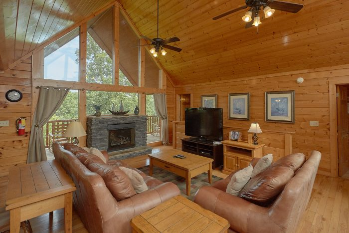Premium 4 Bedroom Cabin Luxuriously Furnished - Lookout Point