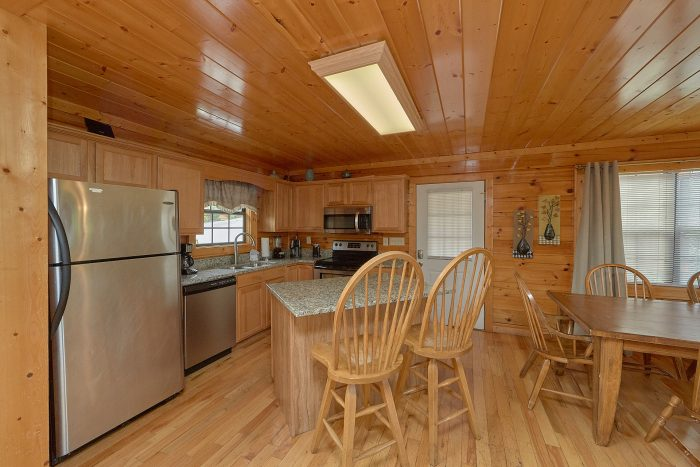 Premium Cabin with a Fully Stocked Kitchen - Lookout Point