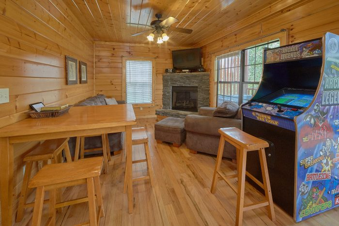 Premium Cabin that Features a Cozy Fireplace - Lookout Point
